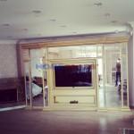 Duvara Baklava Ayna Uygulaması